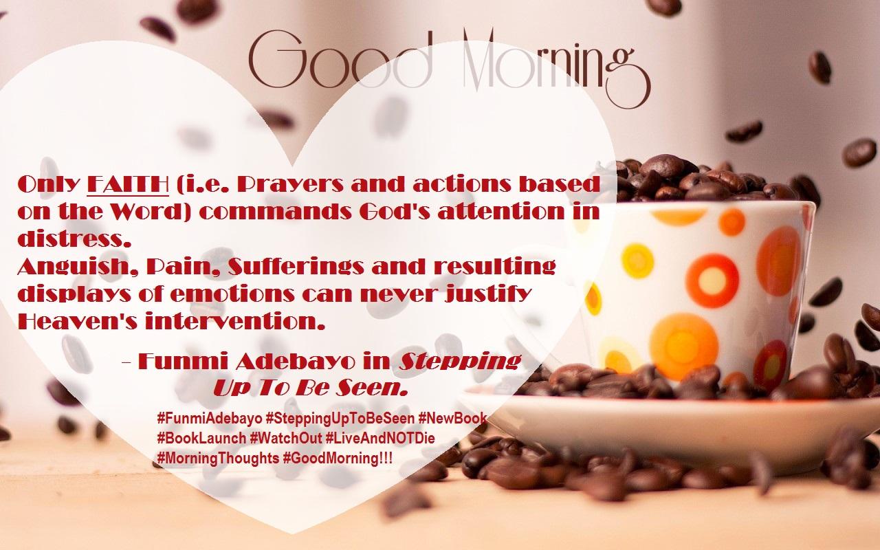 Good Morning Coffee HD Wallpaper (1)